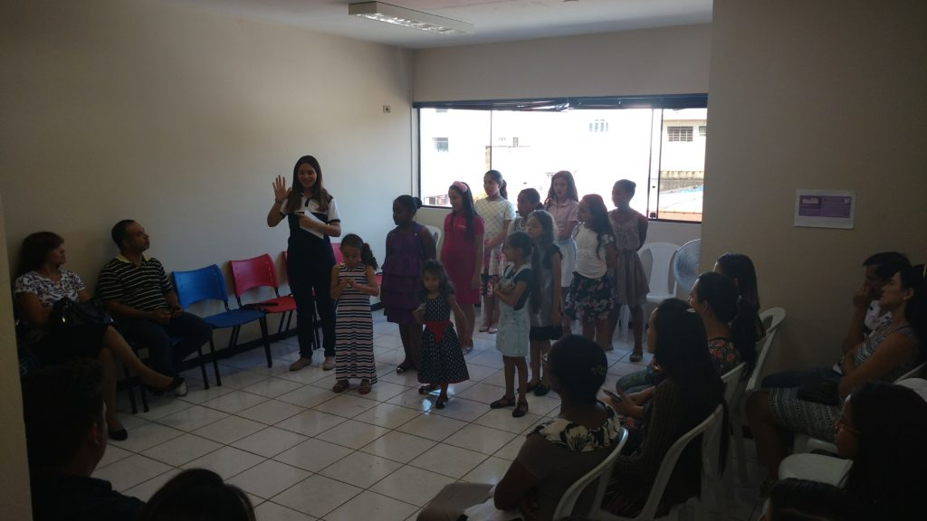 Aulas de música para crianças - Musicalização Infantil