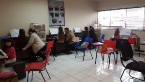 Aula de Orgao Eletronico CCB Infantil Crianças Jandira