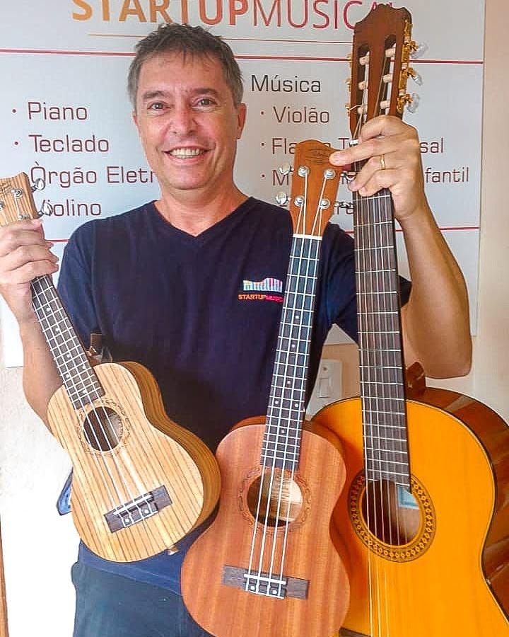 Aulas de Violão - Escola de Música Startup Musical