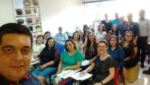Aula de Órgão Liturgico Natalia Gama