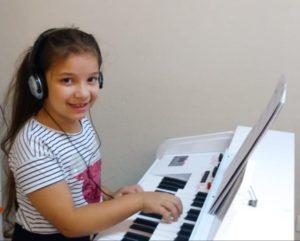 Aula de Orgao Eletronico Infantil Cotia Barueri